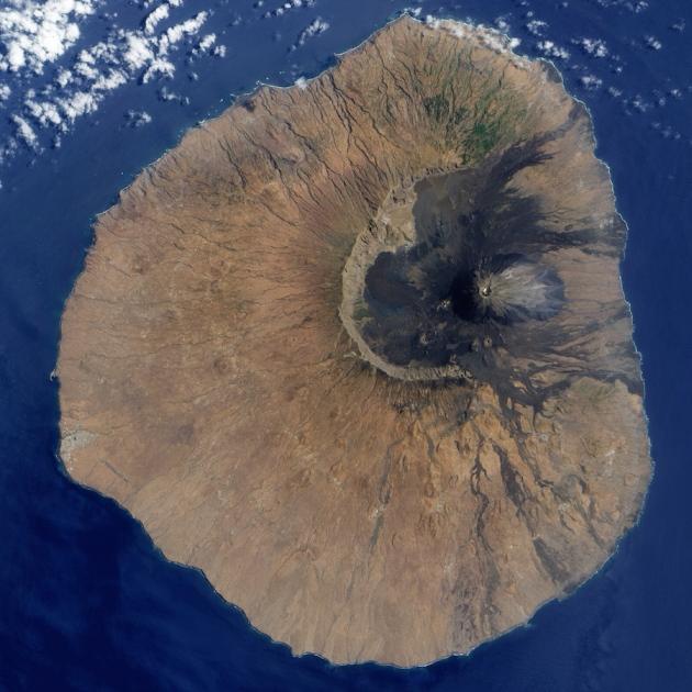 Découverte d'un Mega Tsunami de 170 mètres au Cap-Vert