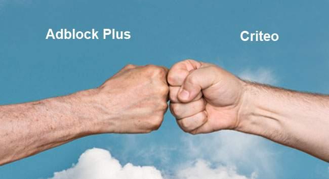 Adblock Plus proposera des publicités Criteo