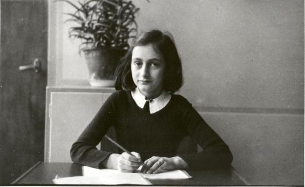 Le journal d'Anne Frank pourrait être rester sous droit d'auteur jusqu'en 2015