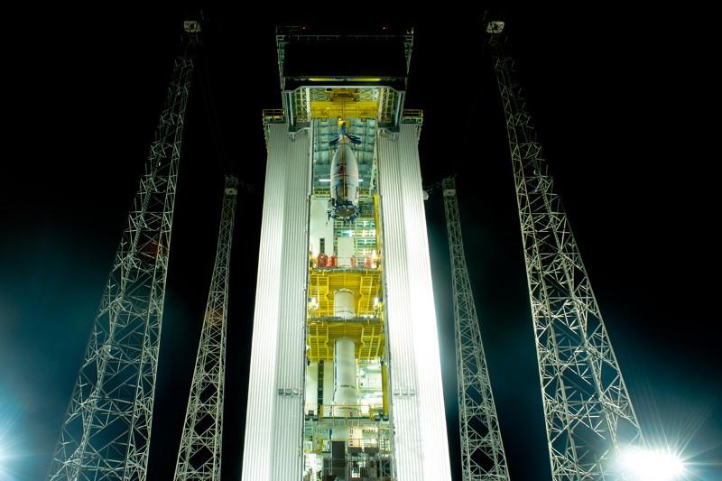 Un vaisseau pour détecter la vague gravitationnelle