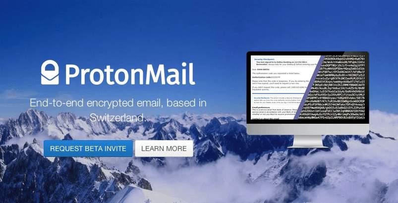 """ProtonMail : une aide """"généreuse"""" d'Israel ?"""