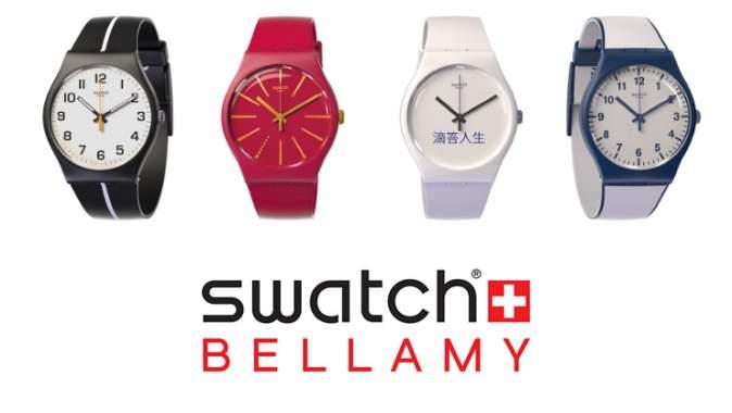 Swatch et Visa lancent les paiements par Smartwatch