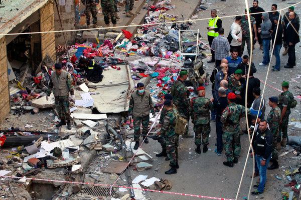 L'attaque de Daesh sur Beyrouth est plus importante que les attentats à Paris