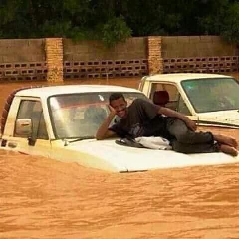 Le cyclone Chapala dévaste le Yémen (Photos)