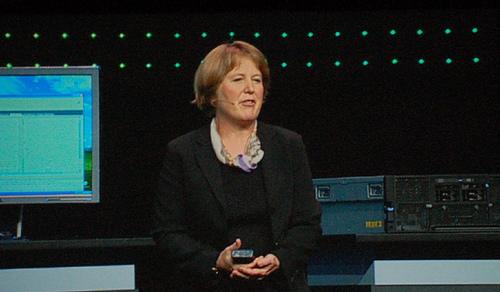 Diane Green, co-fondatrice de VMWare, devient la responsable de tous les services Cloud de Google