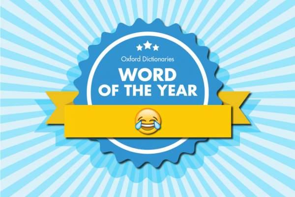 L'Emoji est le mot de l'année pour les dictionnaires Oxford