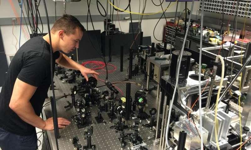 Une intrication quantique à échelle ambiante dans un semiconducteur SiC