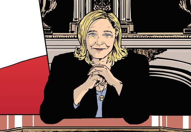 « La Présidente » : pour savoir ce qui se passerait …