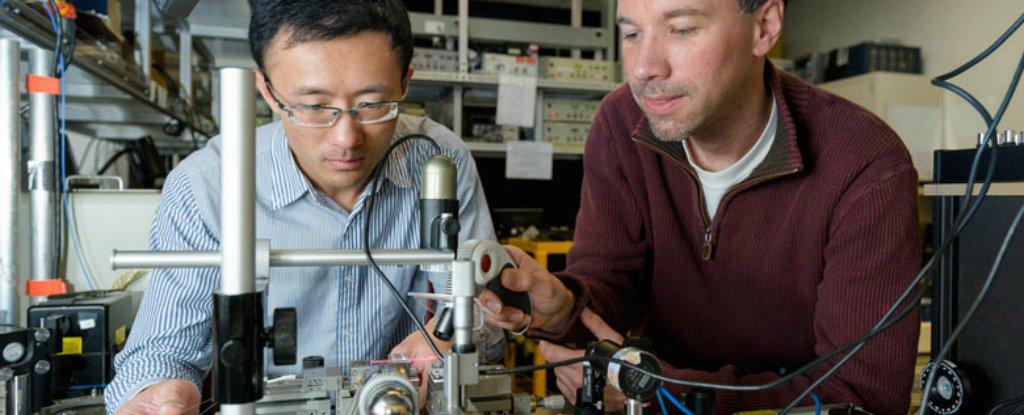 Des chercheurs ont pu envoyer un message quantique à plus de 2 km de distance