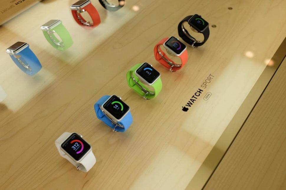 Seuls 3 % des Américains possèdent une Smartwatch