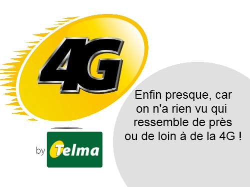 Madagascar : Test de la 4G de Telma comparé à la 3G+ d'Orange