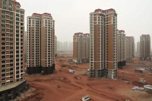 Le Big Data pour découvrir les villes fantômes chinoises