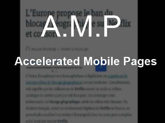 La recherche Google va intégrer les pages AMP (Accelerated Mobile Pages) à partir de février 2016. Un possible boost dans le SEO ?