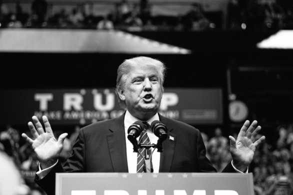 Donald Trump est le candidat ultime d'internet