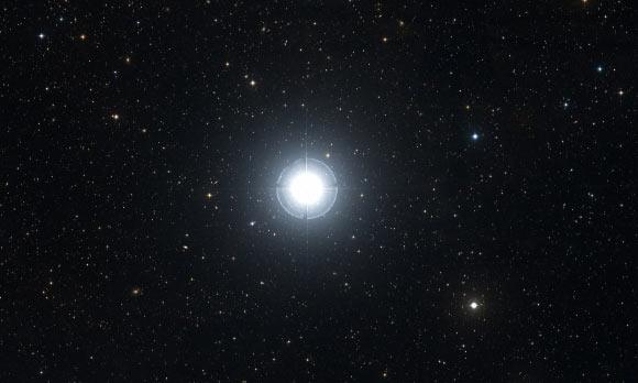 Les Anciens Egyptiens utilisaient les éclipses de l'étoile binaire Algol dans leur calendrier