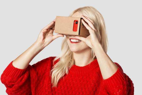 Google Cardboard transforme votre Smartphone en APN de réalité virtuelle