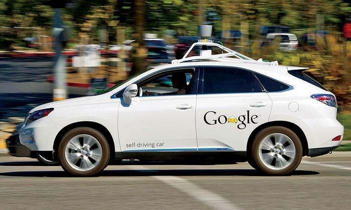 Google discute avec Ford pour fabriquer des voitures autonomes