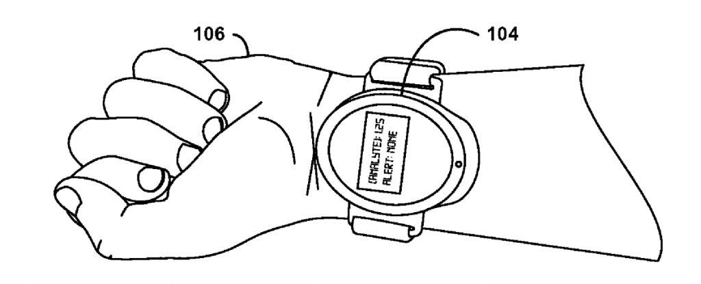 Google dépose un brevet sur une montre qui prend votre sang sans une seringue