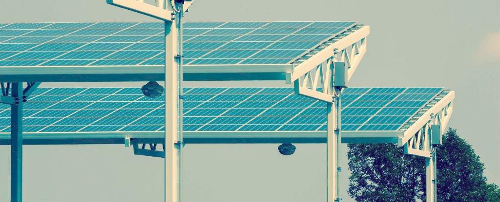 L'Hydricity est une nouvelle source d'énergie composé d'énergie solaire et de combustible d'hydrogène