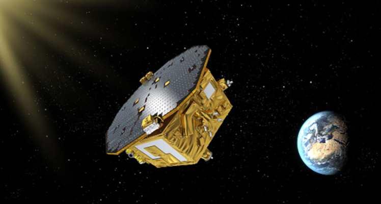 LISA Pathfinder trouve la voie pour détecter les vagues gravitationnelles