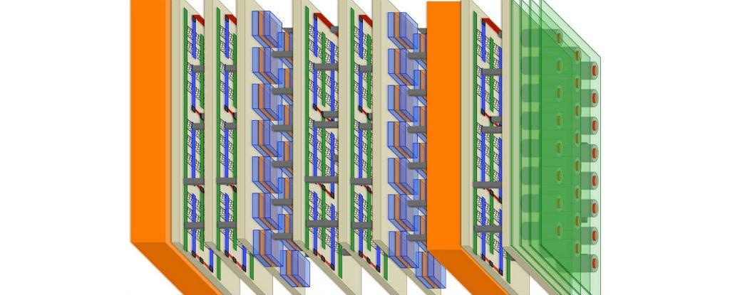 """N3XT : Une puce """"Skyscraper"""" qui permettrait aux ordinateurs d'être 1 000 fois plus rapides"""