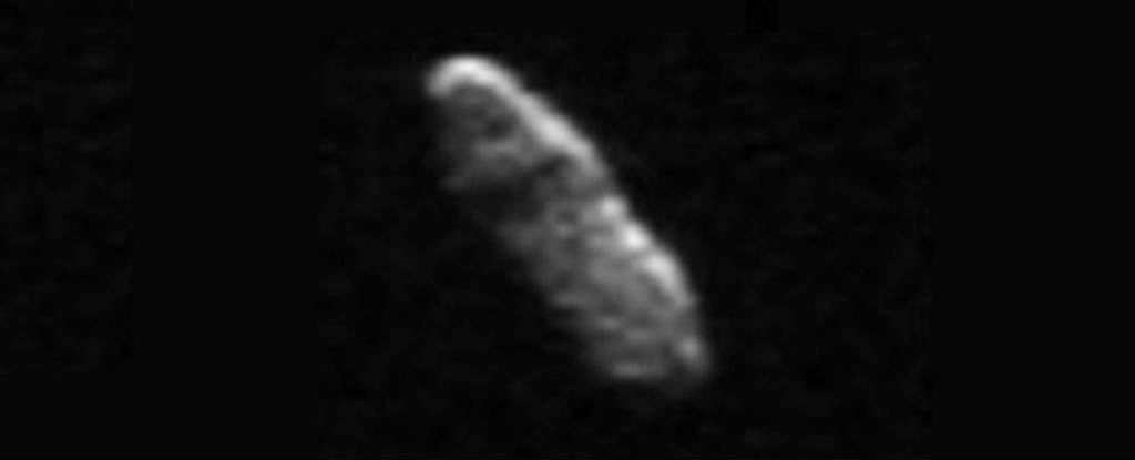 L'astéroïde 2003 SD220 va frôler la terre pendant la nuit de Noel avec une pleine lune en prime