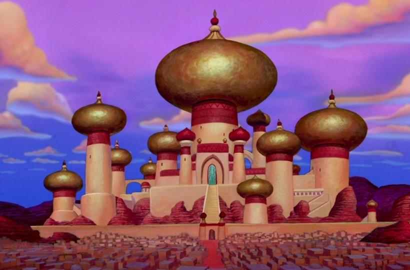 Les Républicains veulent bombarder Agrabah, le royaume d'Aladdin
