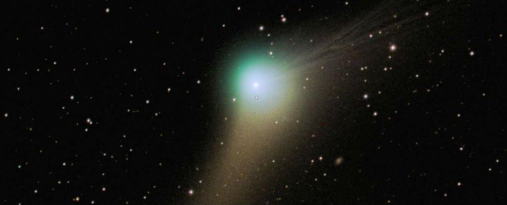 Ne ratez pas la comète Catalina