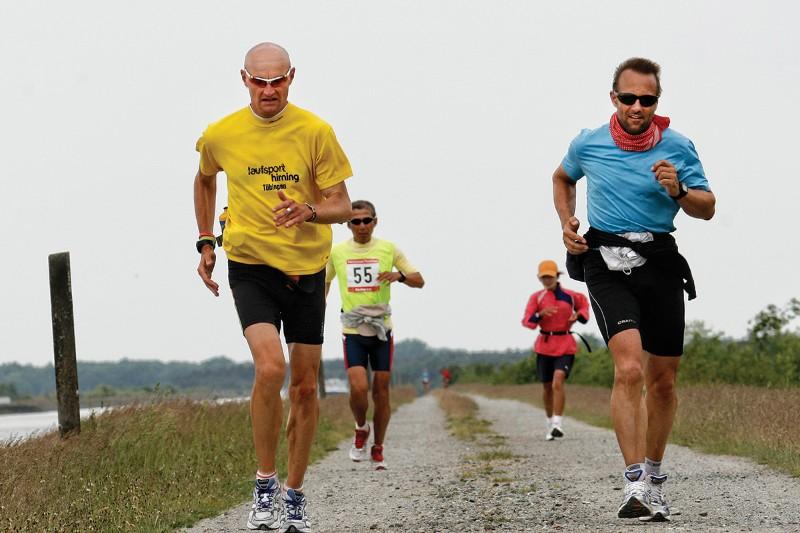 Un rétrécissement temporaire du cerveau pour les coureurs d'Ultra-marathon