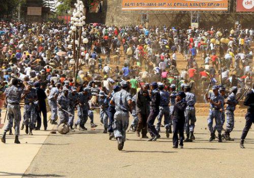 Ethiopie : La police tire sur des manifestants : 75 morts selon Human Rights Watch