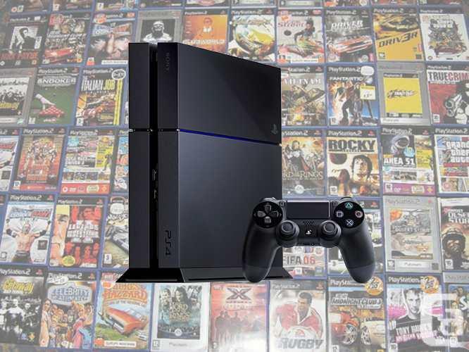 Playstation 4 : Seuls quelques jeux PS2 seront disponibles