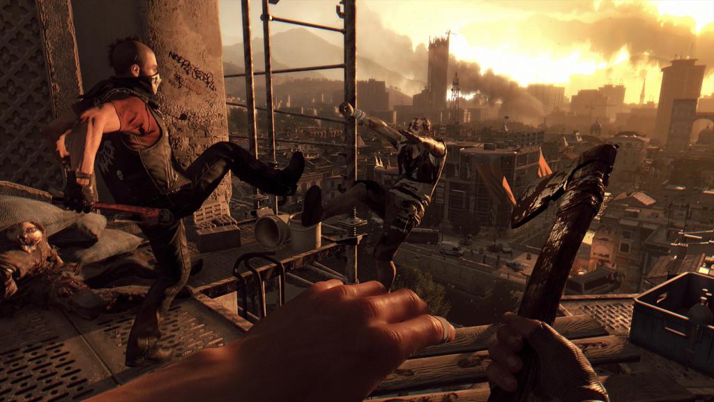 Dying Light est l'un des meilleurs jeux vidéos de 2015