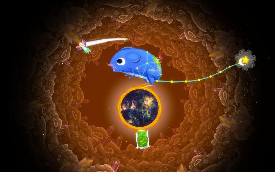 Gravity Ghost est l'un des meilleurs jeux vidéos de 2015