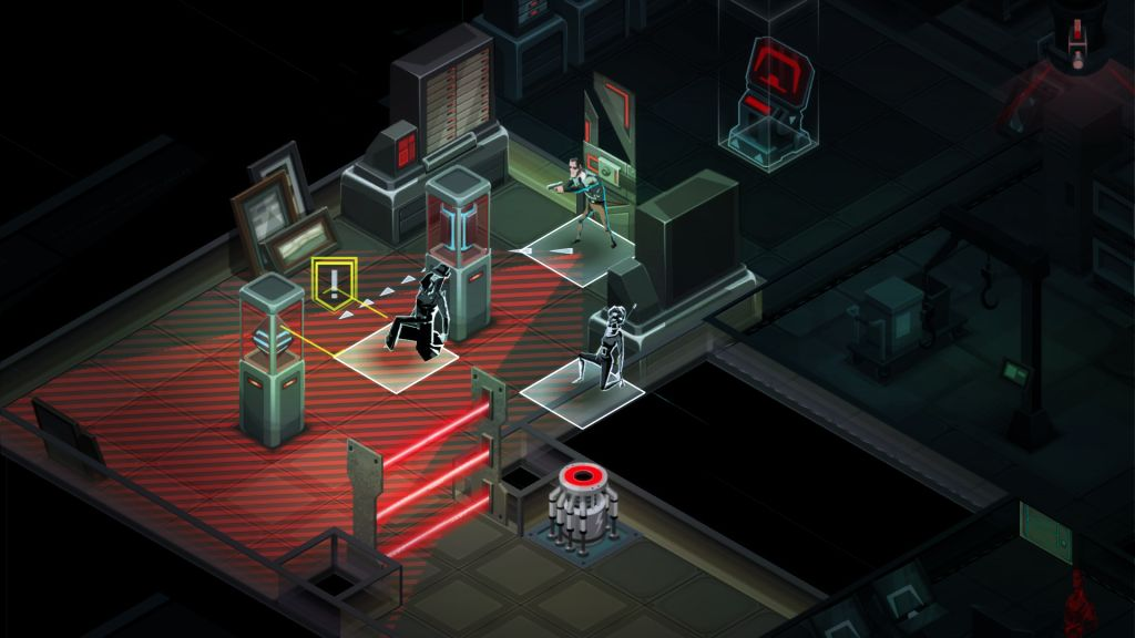 Invisible Inc est l'un des meilleurs jeux vidéos de 2015