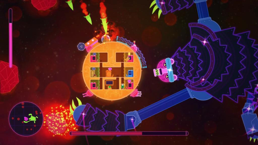Lovers un a Dangerous Spacetime est l'un des meilleurs jeux vidéos de 2015