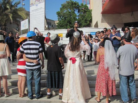 L'Eglise du Monstre en spaghettis volant peut désormais célébrer des mariages en Nouvelle-Zélande