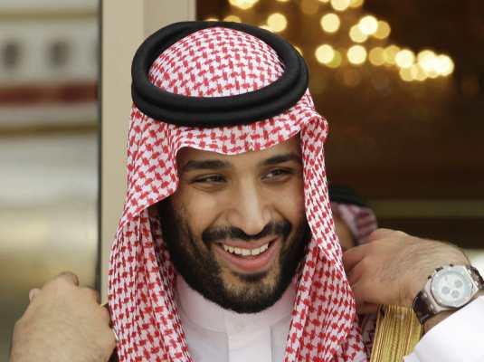 Le prince Mohammed bin Salman