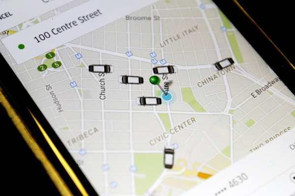 L'algorithme d'Uber change le comportement de ses chauffeurs