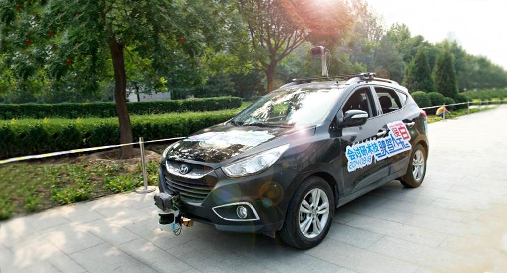Baidu annonce sa voiture autonome
