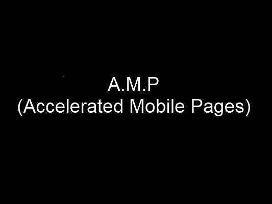 Google affiche les erreurs d'Accelerated Mobile Pages dans la console de recherche (Search Console)