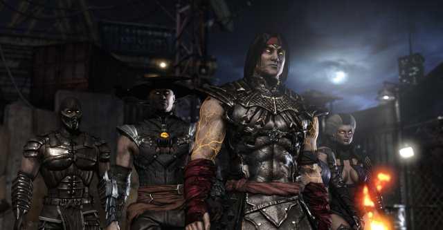Pas de DLC de Mortal Kombat X pour PC