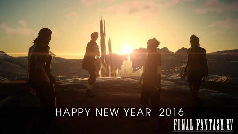 Final Fantasy XV sera lancé officiellement en 2016