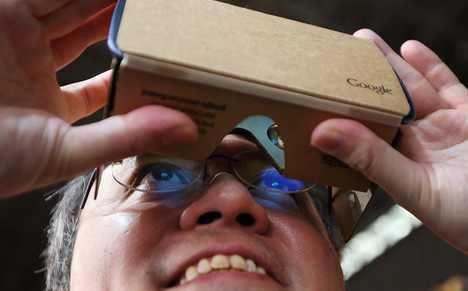 Google a déjà plus de 5 millions de Google Cardboard, sa solution de réalité virtuelle