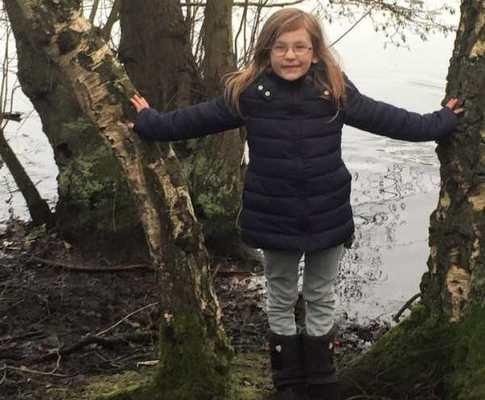 Olivia Farnsworth, une fille de 7 ans immunisée contre la douleur, la faim et la fatigue