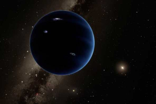 Planet Nine pourrait être la 9e planète du système solaire. Et ce serait une Super-Terre.