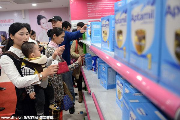 Les chinoises qui veulent tomber enceintes doivent demander l'autorisation de leurs entreprises 12 mois à l'avance