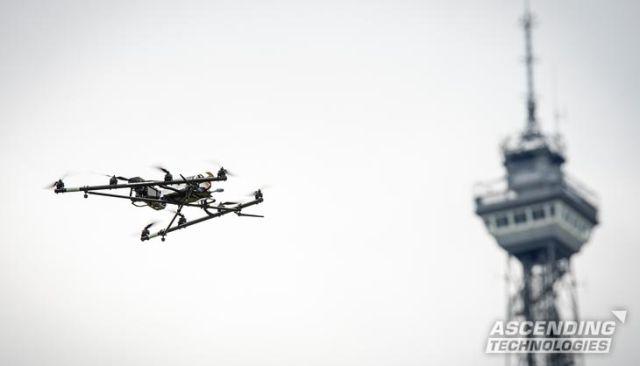 Intel rachète Ascending Technologie, un fabricant de drones