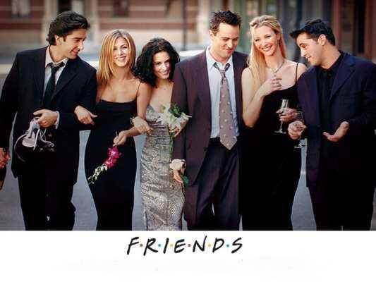 Une intelligence artificielle tente d'écrire de nouveaux épisodes de la série Friends