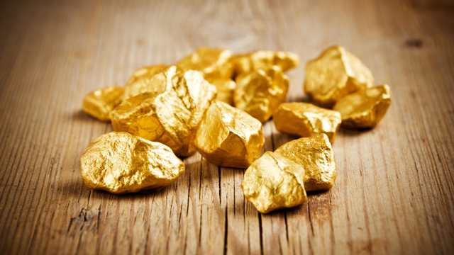 L'or va repartir à la hausse en 2016