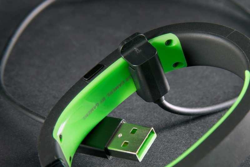 Test du bracelet intelligent Razer Nabu